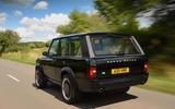 JIA Chieftain Range Rover rear