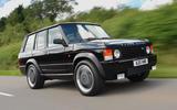 JIA Chieftain Range Rover