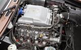 6.2-litre V8 LSA JIA Interceptor R engine