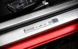 Bentley Continental GTC V8 S kickplate