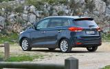 Quick news: Kia Carens now with integrated sat nav, Mazda 6 recalled in the US