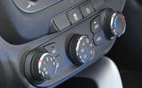 Kia Cee'd climate controls