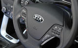 Kia Cee'd steering wheel controls