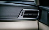 Kia Optima air vents