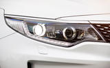 Kia Optima LED headlights