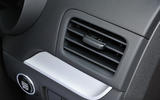 Kia Picanto air vents