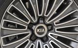 Kia Quoris alloy wheels