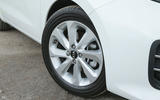 Kia Rio alloy wheels