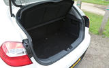 Kia Rio boot space