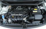 Kia Rio diesel engine