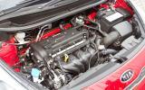 1.4-litre Kia Rio petrol engine
