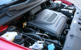 2.2-litre Kia Sedona diesel engine