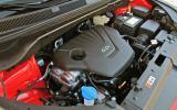 Kia Soul 1.6-litre petrol engine