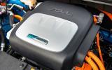 Kia Soul EV engine block