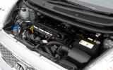 Kia Venga 1.4-litre petrol engine