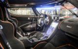 Koenigsegg One:1 interior