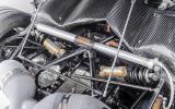 Koenigsegg One:1 triplex suspension