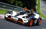 KTM launches hardcore X-Bow R