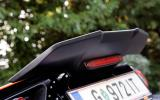 KTM X-Bow rear spoiler
