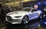 Fisker launches Mustang-based Rocket