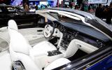 Bentley Grand Convertible concept revealed