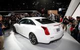 Sporty Cadillac ATS-V unveiled