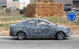 New Lada budget saloon shows next-generation Renault-Nissan platform