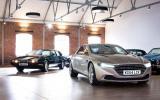 4 star Aston Martin Lagonda Taraf