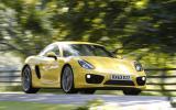 New versus used: Porsche Cayman S or Lamborghini Gallardo