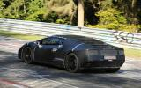 Lamborghini Gallardo replacement - latest pictures