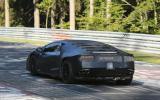 Lamborghini Gallardo replacement - latest pictures
