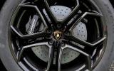 19in Lamborghini Aventador alloy wheels
