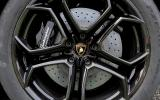 19in Lamborghini Aventador alloy wheels