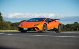 4 star Lamborghini Huracán Performante
