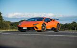 4 star Lamborghini Huracán Performante