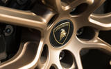 Lamborghini Huracán Performante wheel badging