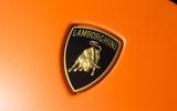 Lamborghini Huracán Performante badging