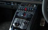 Lamborghini Huracán Performante centre console