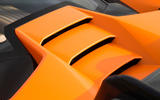 Lamborghini Huracán Performante engine vents
