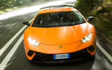 Lamborghini Huracán Performante front end
