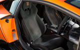 Lamborghini Huracán Performante front seats