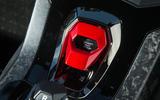 Lamborghini Huracán Performante ignition switch