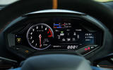 Lamborghini Huracán Performante instrument cluster