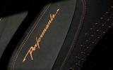 Lamborghini Huracán Performante orange stitched seats