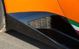 Lamborghini Huracán Performante low air intake