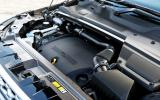 2.2-litre Land Rover Discovery Sport diesel engine