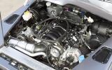 6.2-lire V8 Land Rover Defender Twisted engine