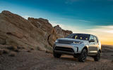 4.5 star Land Rover Discovery