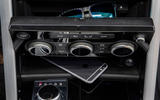 Land Rover Discovery centre console cubby