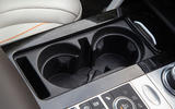 Land Rover Discovery cupholders